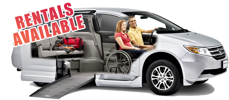 Rental Wheelchair Vans