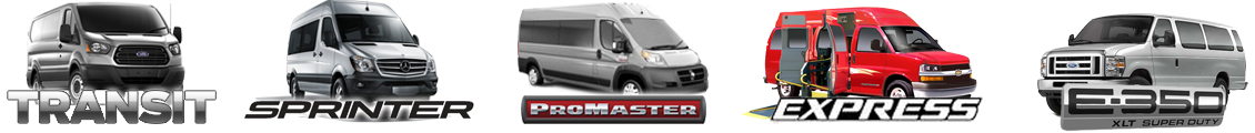 Vehicles Abilitrax is available for including Ford Transid, Ram Promaster and more.